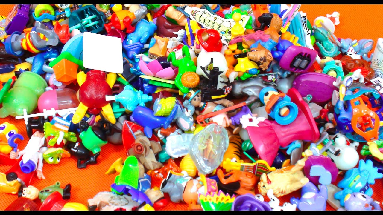 Lot Of Toys 76