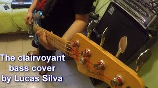 Iron Maiden - The Clairvoyant (Bass Cover)
