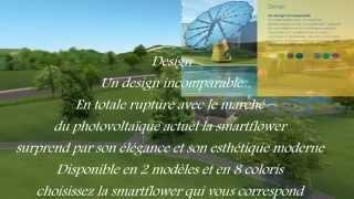 Smartflower  energie solaire