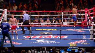 HBO Boxing: Celestino Caballero vs. Jason Litzau Highlights (HBO)