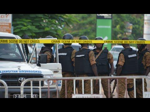 """Burkina Faso: nouvelle """"attaque terroriste"""" meurtrière à Ouagadougou"""