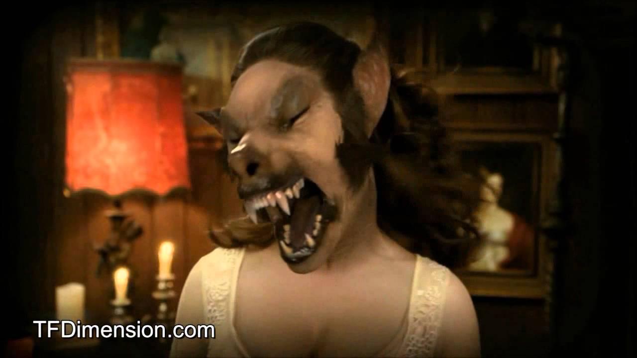 Female Werewolf TF 8 - YouTube