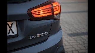 Hyundai i20 Active FL test PL Pertyn Ględzi