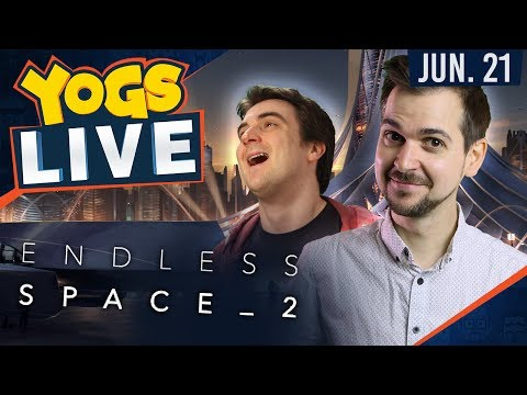 ENDLESS SPACE 2 - Lewis & Ben Save The World - 21st June 2017