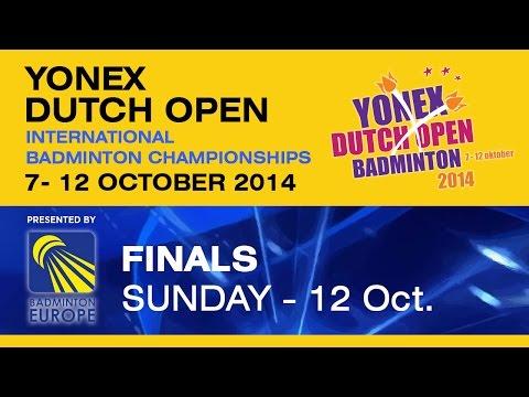 Finals - MD - F.KURNIAWAN / A.P.R.PUTRA vs B.CAREME / R.LABAR - 2014 Yonex Dutch Open