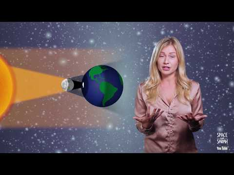 The difference between a total and partial solar eclipse | Space with Sarah