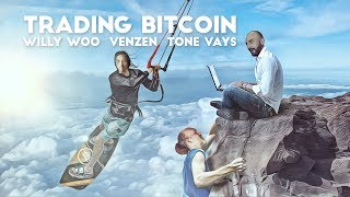 Trading Bitcoin w/ Venzen & Willy Woo - BTC Held $11k