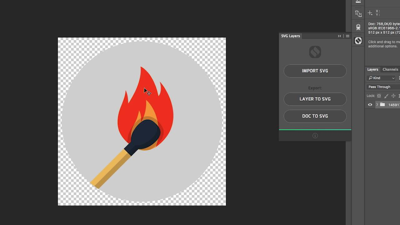 How to export Photoshop shapes to svg with exac... | Adobe ...