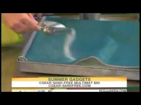 CGear Sand-Free USA Today