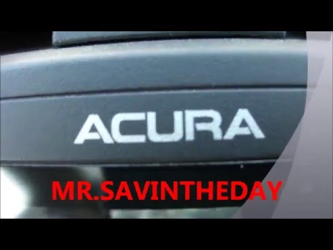 Acura TSX Battery Drain Problem Fix - YouTube