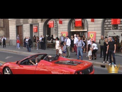 Ritrovo auto sportive GT, Meda - Milano, Luxury in the World