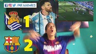 Real Sociedad vs Barcelona | REACCIONES | La Liga