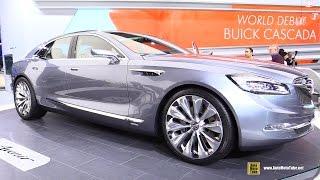 Buick Avenir Concept - Exterior Walkaround - 2015 Detroit Auto Show