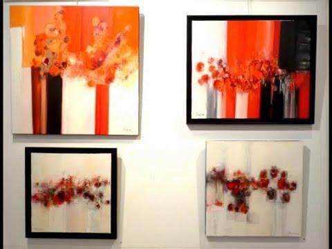 Exposition de groupe Noël en art, Galerie Page Biarritz