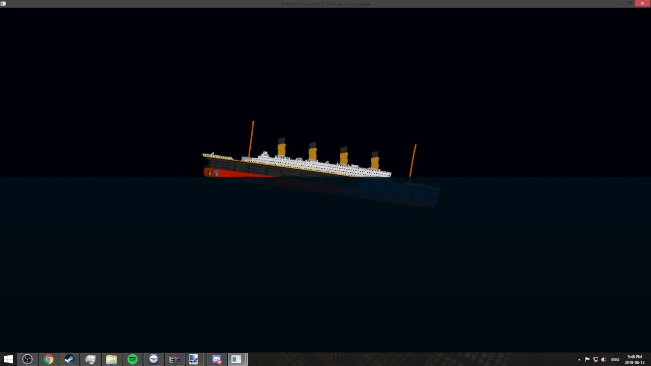 sinking ship simulator download free