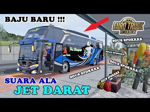 LAUNCHING LIVERY ANYAR !!! Po Haryanto Semakin Di Depan, Suara Khas Sous Spok-Spok