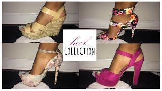 Shoe Collection 2015: Heels