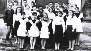 Випускники школи № 33 п. Яйва 1993 року