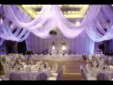 Wedding ceiling decor ideas youtube wedding ceiling decor ideas junglespirit Image collections