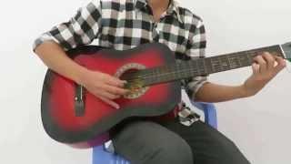Bolero Guitar - Người xa về thành phố - Tác giả Trúc Phương