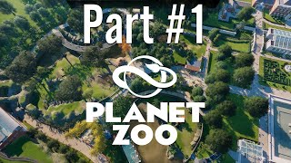 Zoo Yuhowo XD - GamePlay - Planet ZOO Part #1