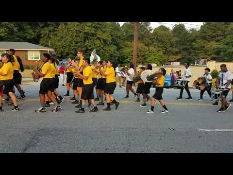 Central Gwinnett High School Marching Band