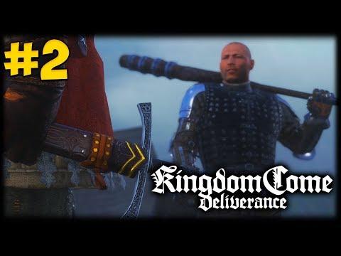 DEFENDER OF THE SWORD! Kingdom Come Deliverance Let's Play #2