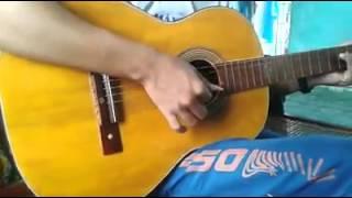 Yêu em nhưng không với tới   - COver By HR (Guitar Acoustic)