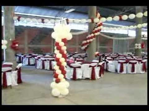 Decoracion globos todo evento y fiestas youtube for Todo decoracion