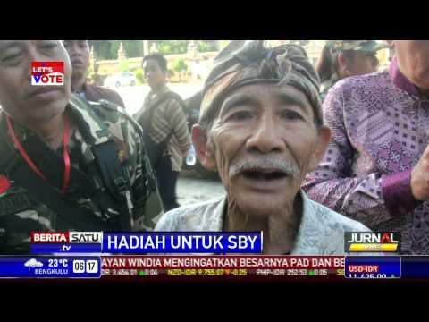 2 Durian dari Kakek untuk Presiden SBY