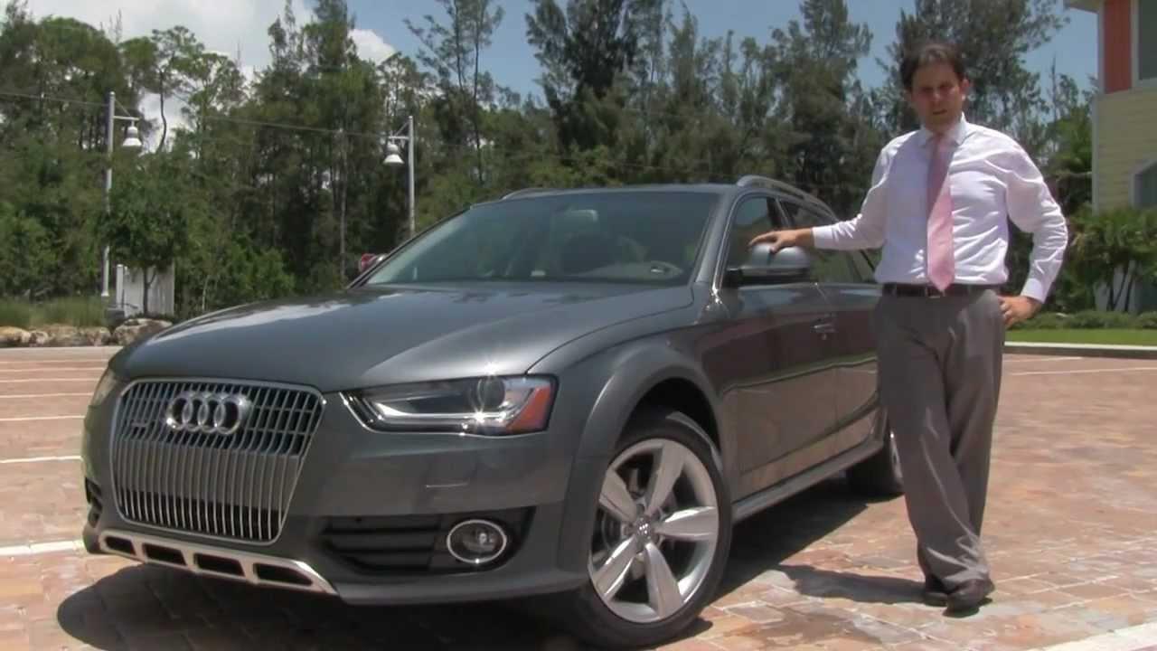 ALL NEW AUDI ALLROAD AUDI NAPLES YouTube - Audi naples