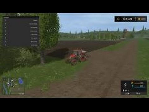 FS17 Fridays (9) - Cultivating And Planting Canola Crop