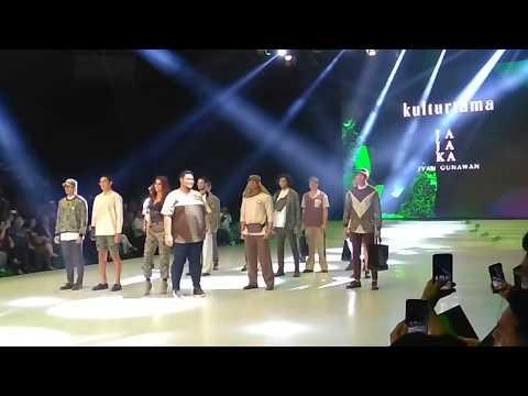 IVAN GUNAWAN / JAJAKA /INDONESIA FASHION WEEK 2018