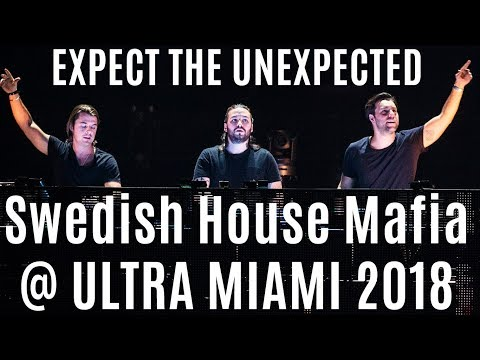 Swedish House Mafia @ Ultra Music Festival 2018 | Best Quality HD | Extended Set | Mp3