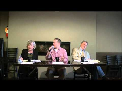 2014 Bremerton Chamber Eggs and Issues forum 35th District Senate Race