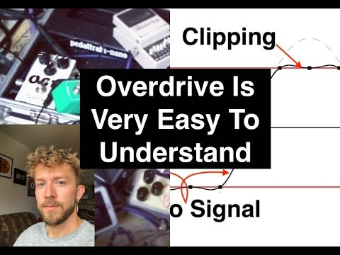 What Is A Guitar Overdrive Pedal?