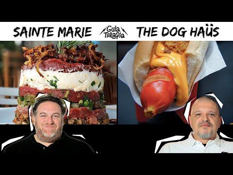 Sainte Marie Gastronomia e The Dog Haus