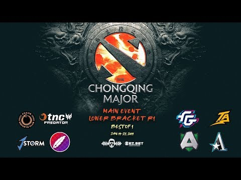 [DOTA 2 LIVE PH] Team Secret VS Ehome Upper Bracket R2 (Bo3)