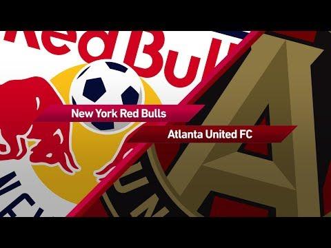 Highlights: New York Red Bulls vs. Atlanta United | October 15, 2017