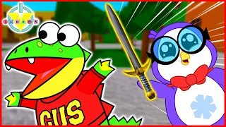 Roblox Epic Minigames Let's Play Gus Vs. Peck