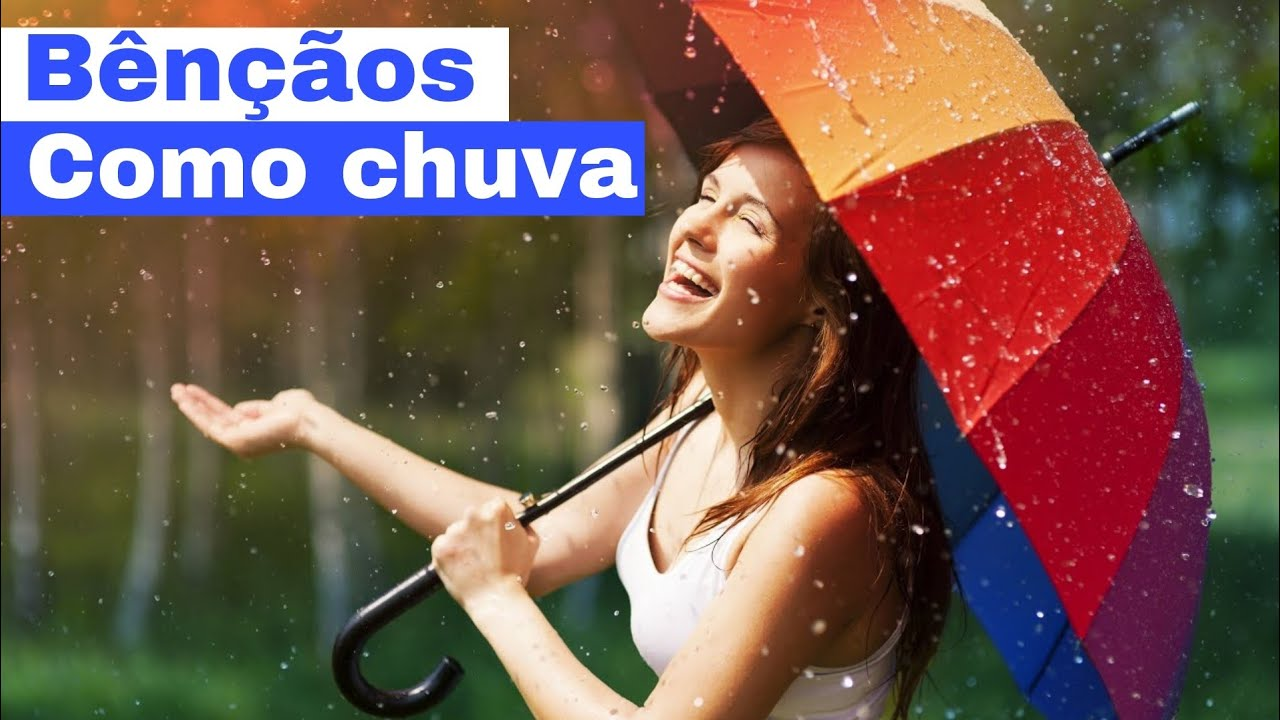 HINO 442 - BENÇÃOS COMO CHUVA
