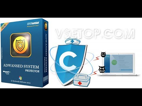 Advanced System Protector FREE KEY 2017
