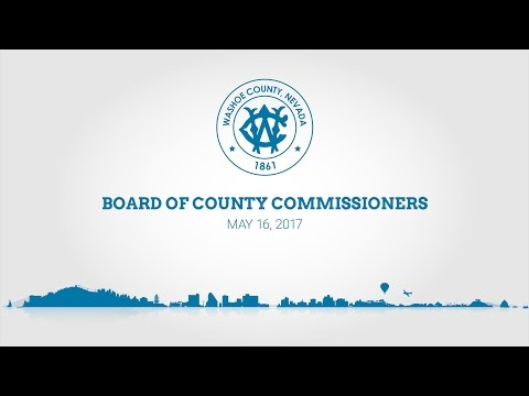 Board of County Commissioners | May 16, 2017