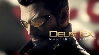 Deus Ex - Mankind Divided - Launch Trailer