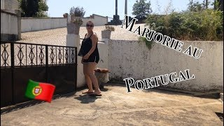 Marjorie au Portugal