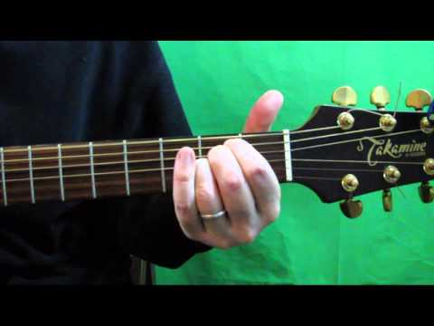 How To Play An Esus4 Chord On Guitar