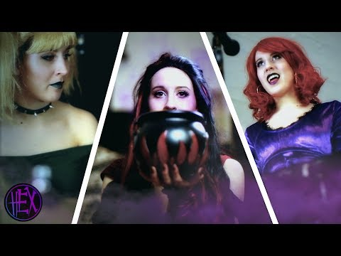 THE HEX GIRLS   Action Music