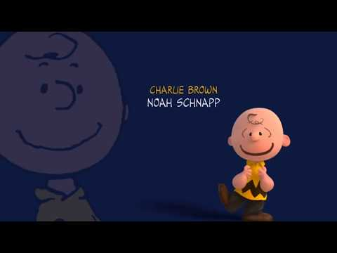 The Peanuts Movie End Credits with