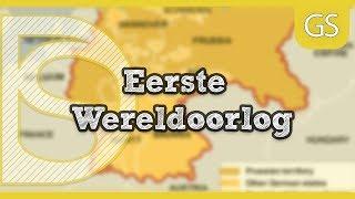 Examen geschiedenis - Eerste wereldoorlog (Duitsland 1871 1945) #5