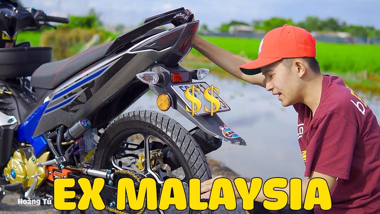 Thanh niên bỏ hơn 60 triệu dọn Ex Việt Nam thành full Malaysia